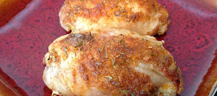 Easy-Bake Chicken Breasts