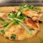 Green Onion Salmon Cakes