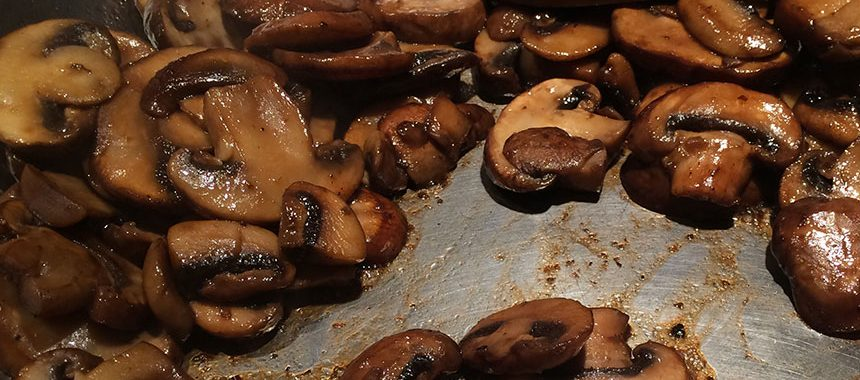 Dijon Mushrooms