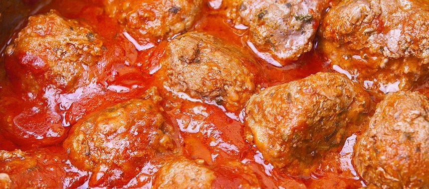 Meatballs & Marinara