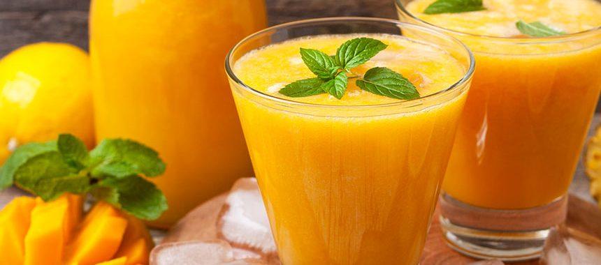 Pineapple Mango Juice – Recipes - 44.4KB