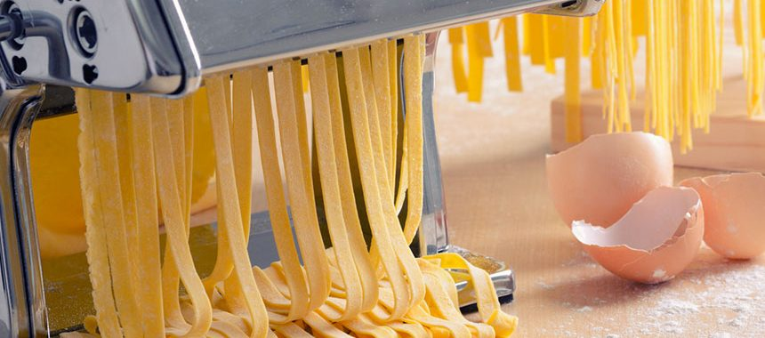 Easy Pasta Dough