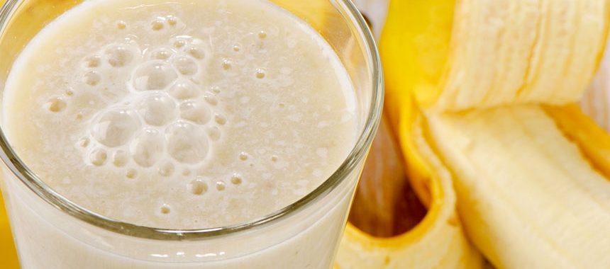 Banana Split Shake