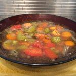Bison Soup