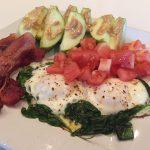 Spinach Eggs