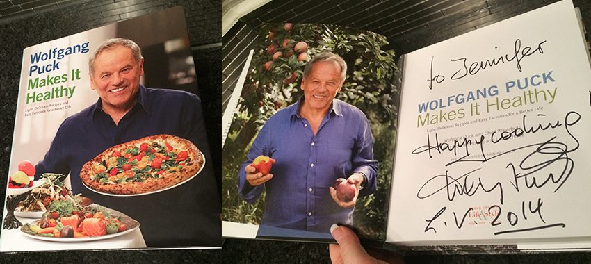 The Day I Met Wolfgang Puck