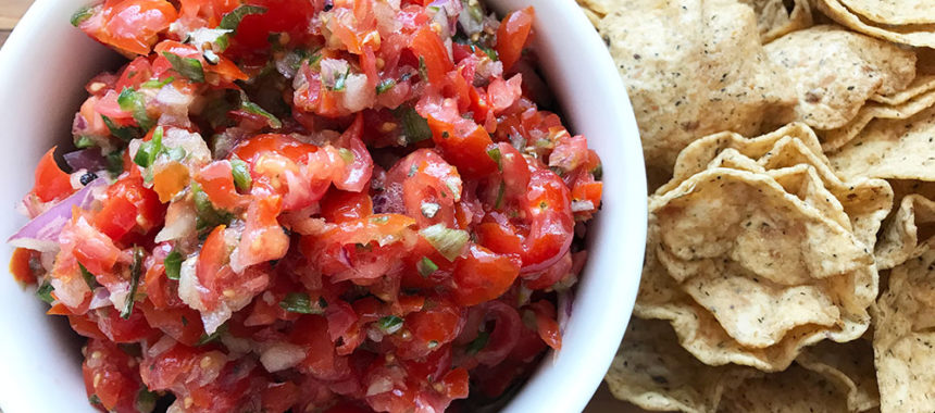 Dan's Pico Di Gallo
