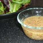 Maple Mustard Dressing