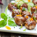 Hoisin BBQ Pork Kabobs