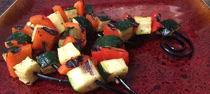 Veggie Skewer