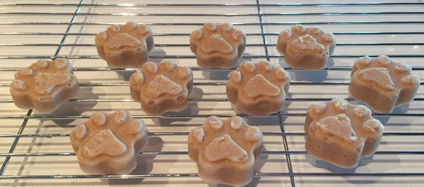 Yummy PB&B Treats for Your Small Dog