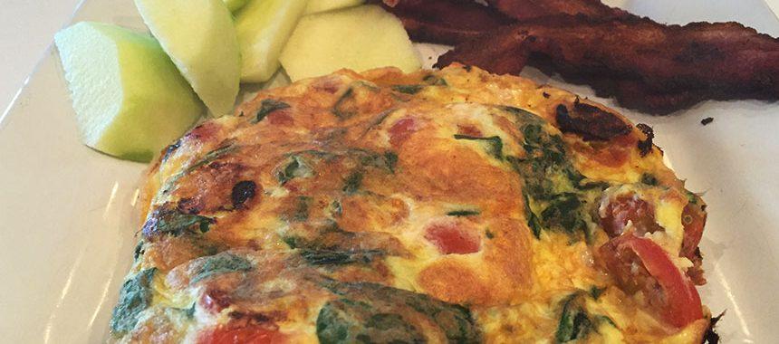Omelet Breaky