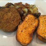 Pan-seared Steak & Yam