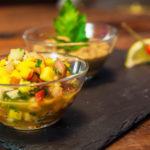 Scratch Mango Salsa